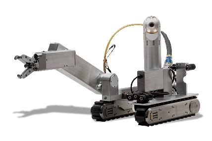 Inuktun Services Ltd. - Versatrax 450™ Inspection Crawlers