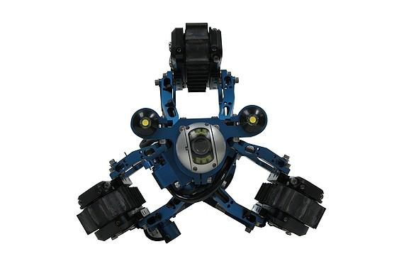 Inuktun Services Ltd. - VT100 Vertical Crawler™ Inspection Crawlers