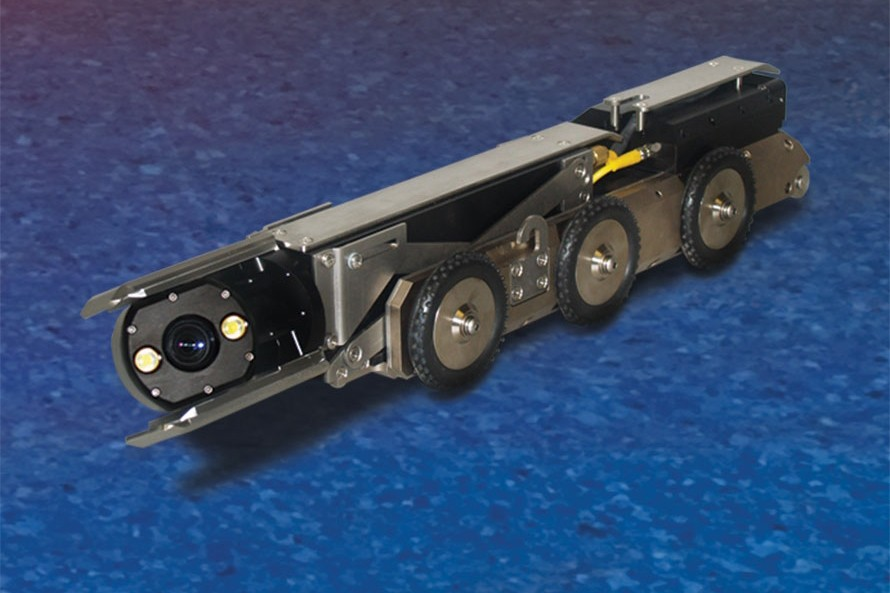 RS Technical Services, Inc. - TranSTAR Inspection Crawlers