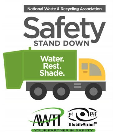 May 16-20 is Waste Industry Safety Stand Down