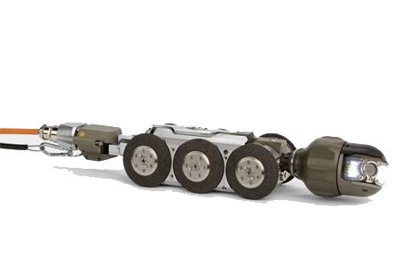 Rausch Electronics USA, LLC. - L 100 Cross Tractor Inspection Crawlers