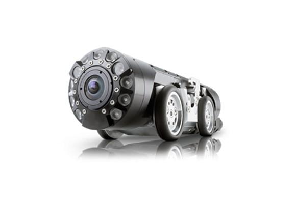 Rapidview Ibak - PANORAMO® 150 Inspection Crawlers