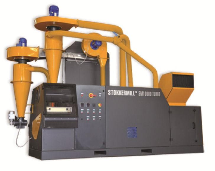 Stokkermill SM10000 Granulator
