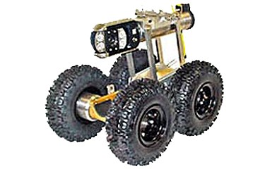CUES, Inc. - Steerable Pipe Ranger Inspection Crawlers