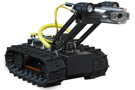 Cobra Technologies Inc. - Steerable Storm Crawler Inspection Crawlers