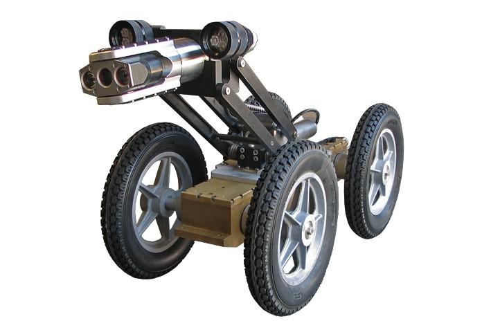 Cobra Technologies Inc. - Storm Crawler Inspection Crawlers