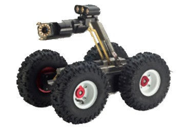 Aries Industries, Inc - Pathfinder XL Transporter (TR3400) Inspection Crawlers
