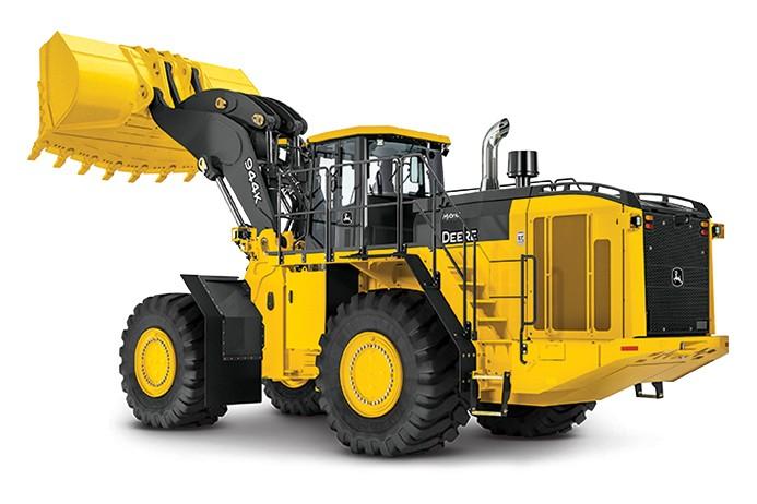 John Deere Construction & Forestry - 944K Hybrid Wheel Loaders