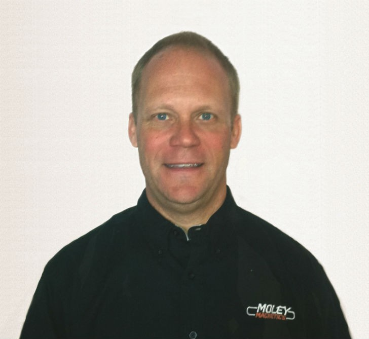 Jeff Seavers, National Sales Manager