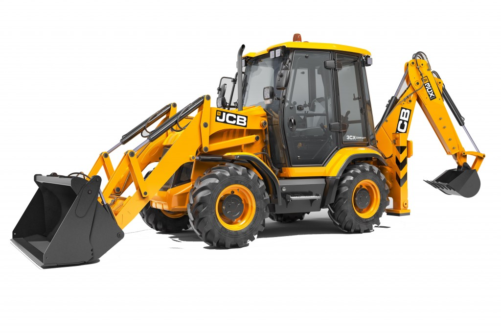 JCB - 3CX Backhoe Loaders