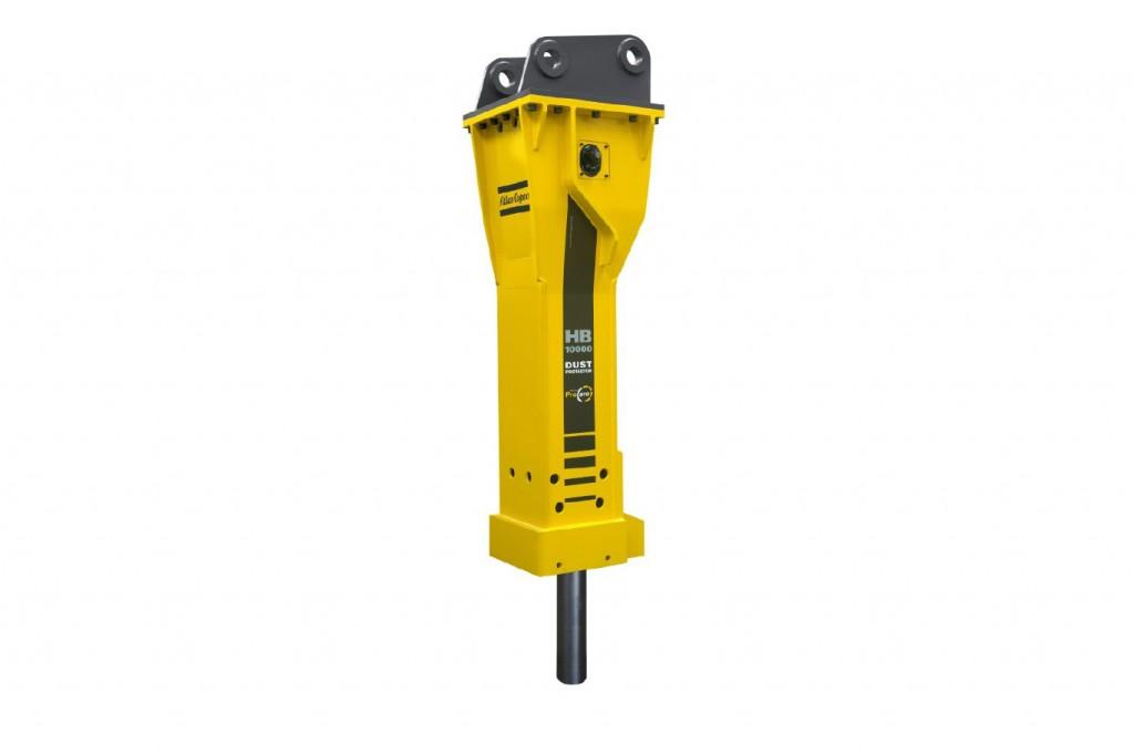 Atlas Copco - HB 10000 DP Hydraulic Breakers