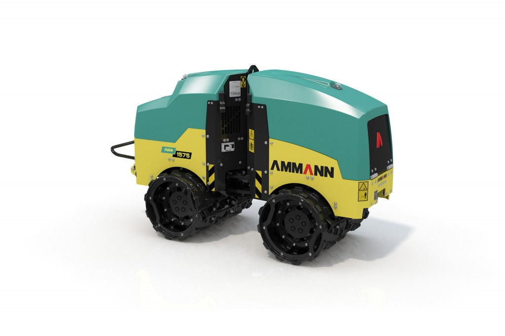 Ammann - ARR 1575 Trench Rollers