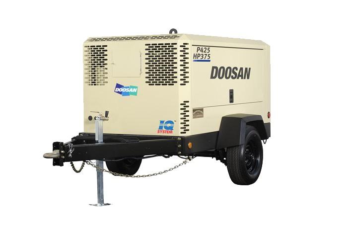 Doosan Portable Power - P425/HP375WCU-T4i Compressors