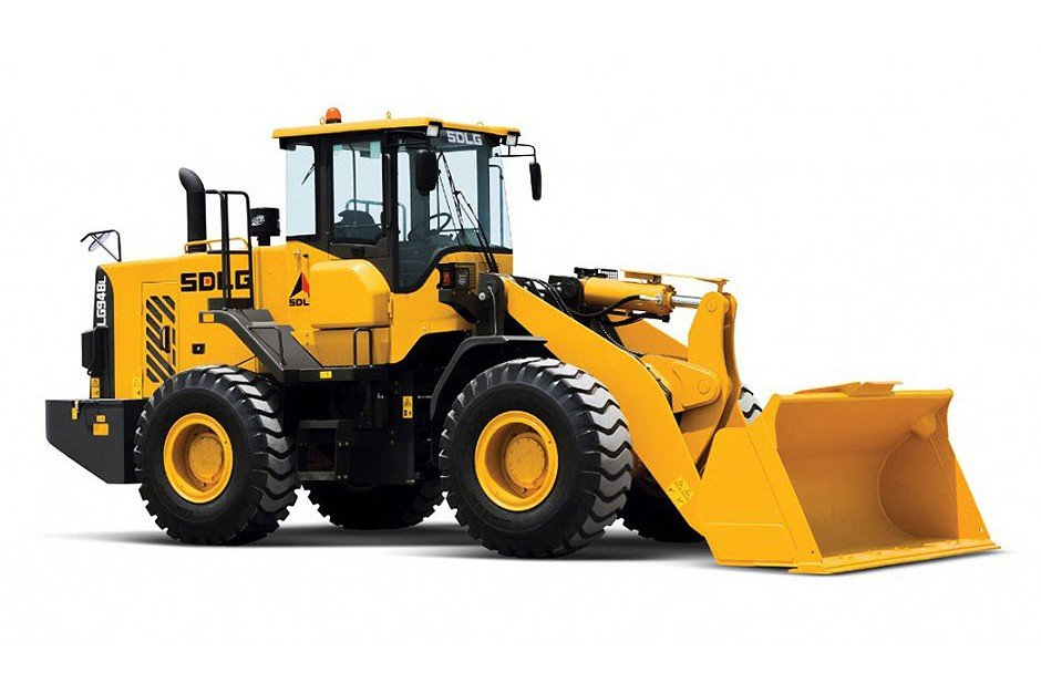 SDLG North America - LG948L Wheel Loaders