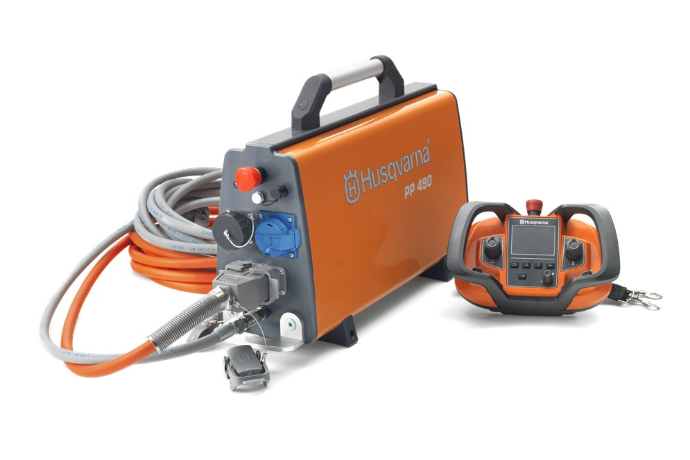 Husqvarna Construction Products - PP 490 Tools