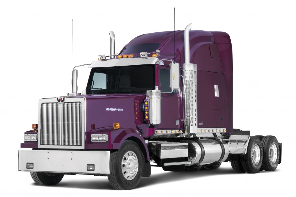 Western Star Trucks - 4900 On Highway Trucks