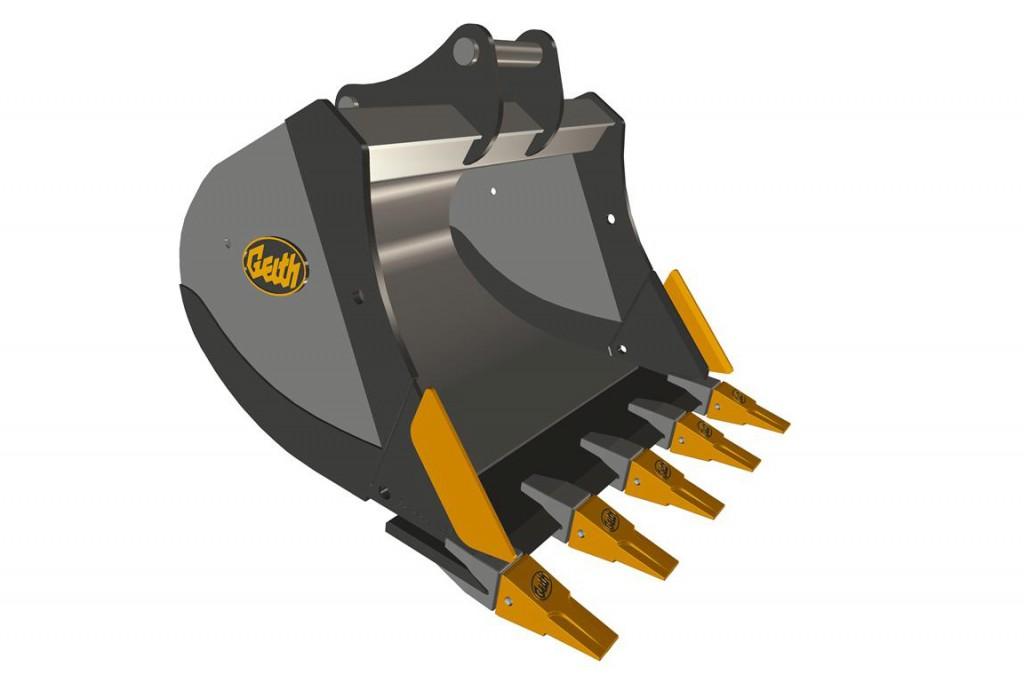 Geith International Ltd - Geith Heavy Duty Excavator Buckets