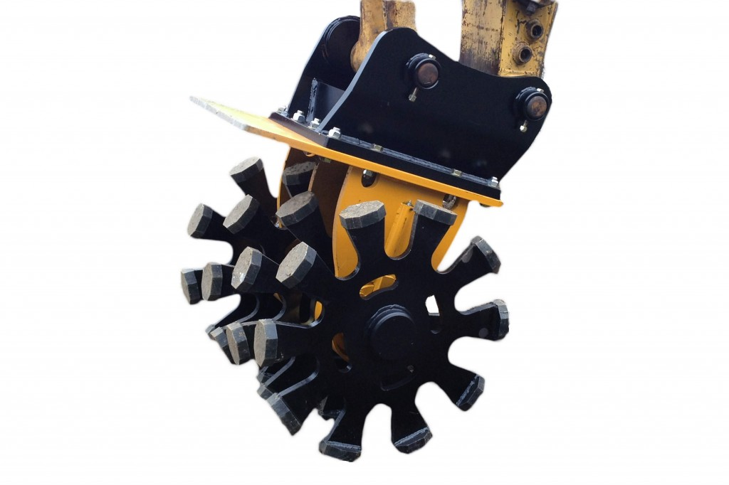 Indeco North America - IHW Series Static Wheel Compactors