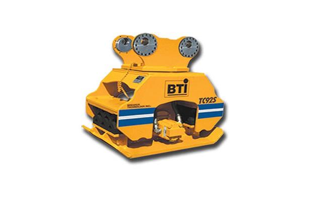 BTI Breaker Technology Inc. - TC Series Plate Compactors