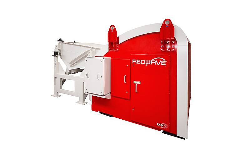 REDWAVE - REDWAVE XRF Recycling Sorting Systems