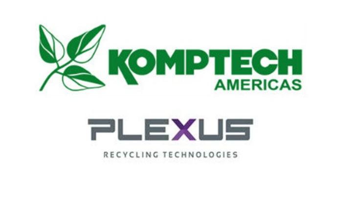 Komptech Americas partners with Plexus Recycling