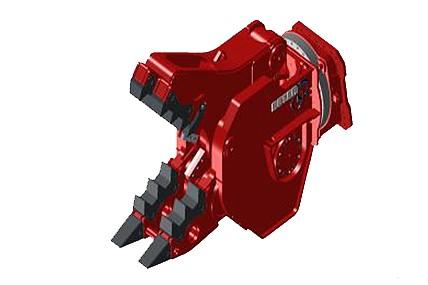 Rotar International BV - RDP 20 S Hydraulic Concrete Pulverizers