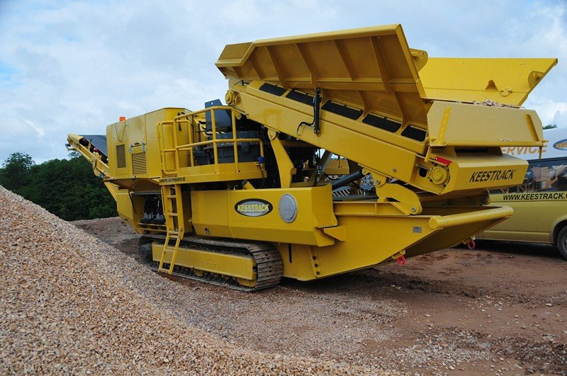 Keestrack - Galleon Track Mounted Cone Crushers