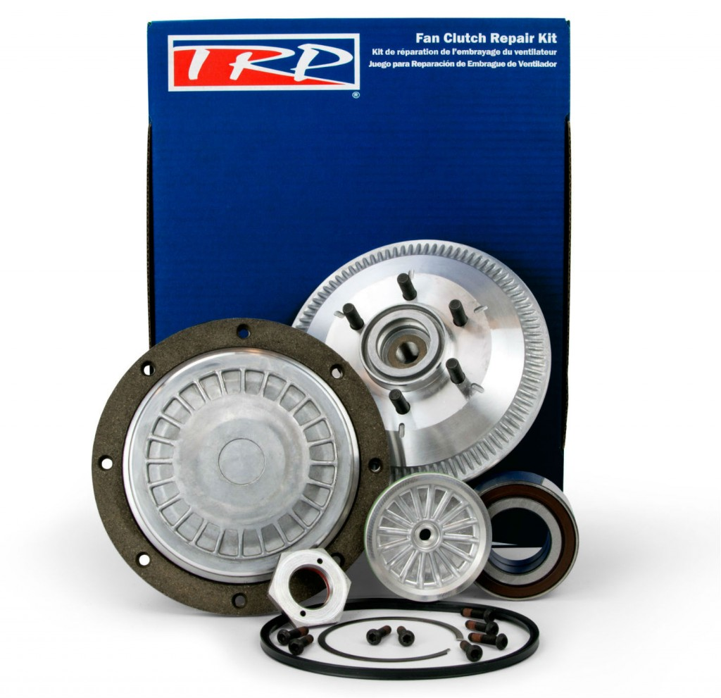 TRP Fan Clutch Repair Kits come with everything needed to rebuild Horton Drivemaster and DM Advantage on/off fan drives.