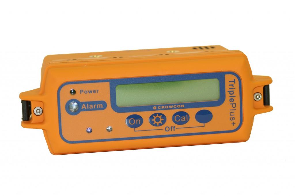 Crowcon Detection Instruments - Triple Plus+ Gas Detectors
