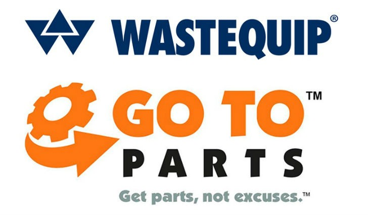 Wastequip's Go To Parts division introduces new dealer network