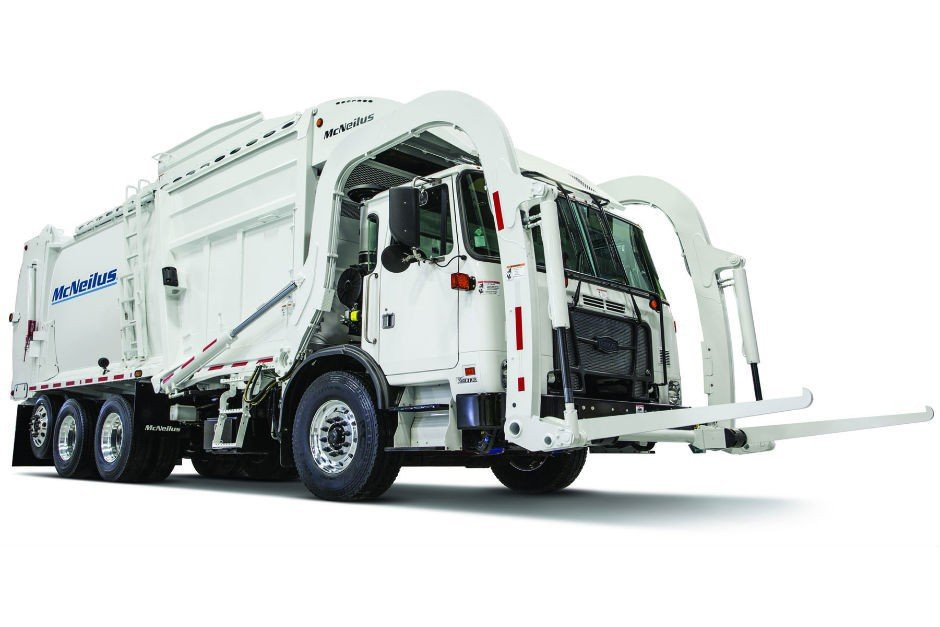 McNeilus - Meridian Front Loaders
