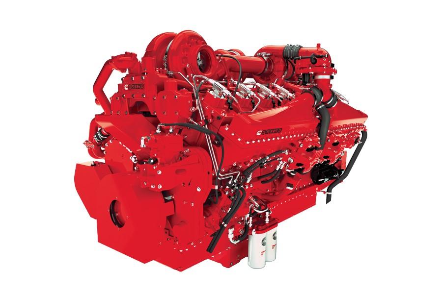 Cummins Inc. - QSK50 for Well Servicing (Tier 4 Final) Diesel Engines