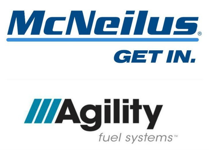 McNeilus and Agility Fuel Systems join forces to provide the industry's complete CNG solution