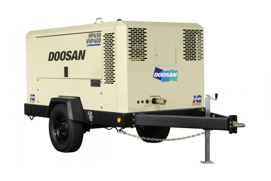 Doosan Portable Power - HP450/VHP400 Compressors