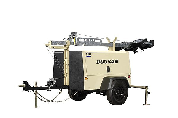 Doosan Portable Power - L20WIZ-60HZ-T4i Light Towers