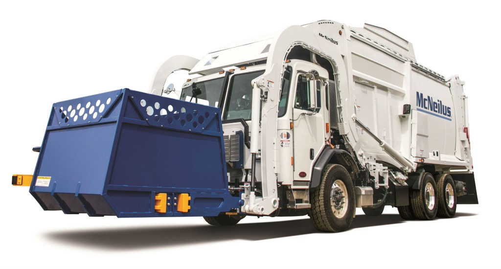 McNeilus has announced that it is now the exclusive distributor of Perkins automated containers, offering customers another option for residential front loader collection routes.