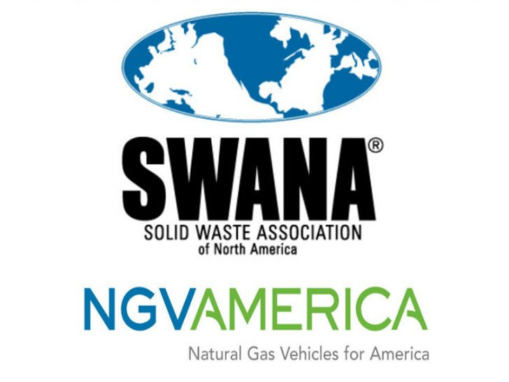 SWANA & NGVAmerica partner to develop best practices for  natural gas-powered refuse vehicles