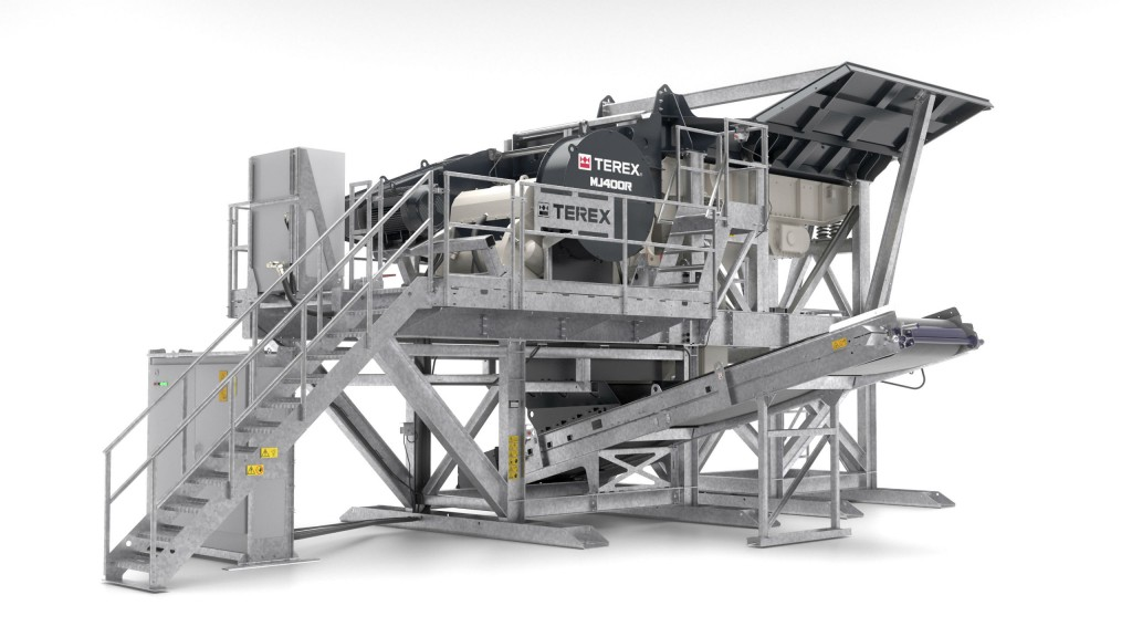Terex Minerals Processing Systems will debut its MJ400R crusher at Hillhead 2016.