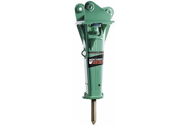 Montabert - V32 Hydraulic Breakers