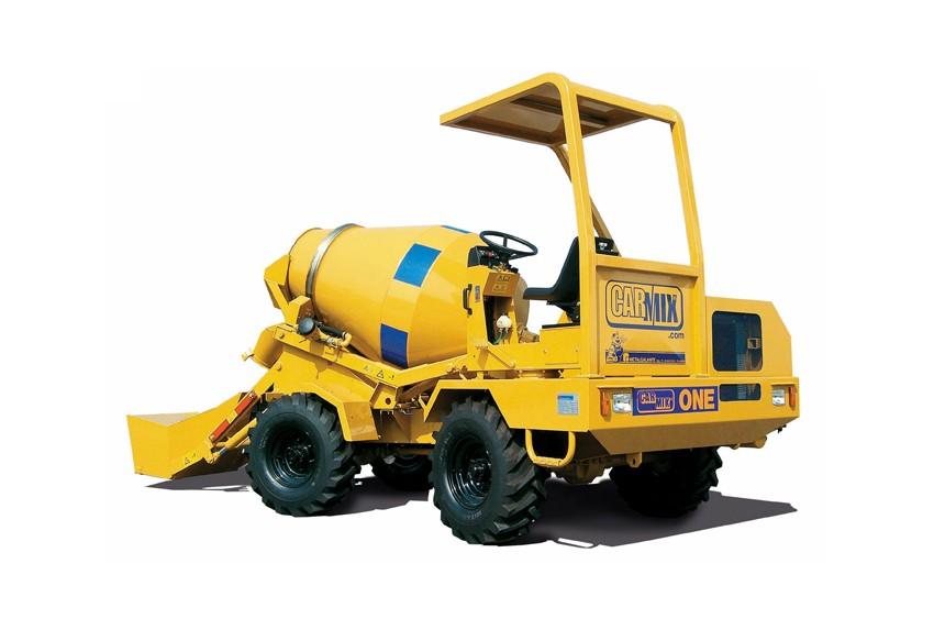 Carmix - Carmix ONE Concrete Mixer Trucks