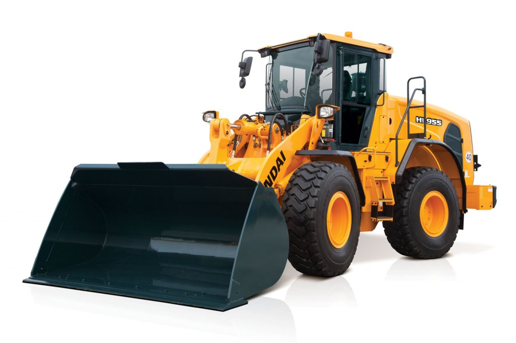 Hyundai Construction Equipment Americas Inc. - HL955 Wheel Loaders