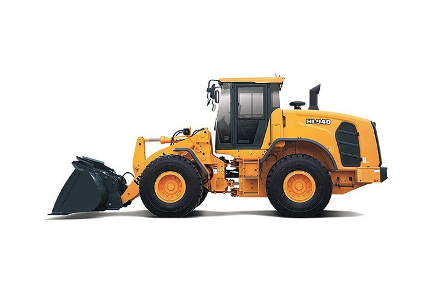 Hyundai Construction Equipment Americas Inc. - HL940 Wheel Loaders