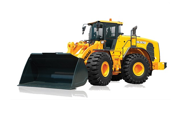 Hyundai Construction Equipment Americas Inc. - HL970 Wheel Loaders