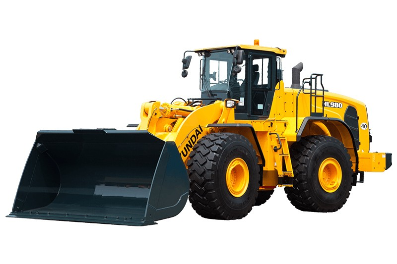 Hyundai Construction Equipment Americas Inc. - HL980 Wheel Loaders