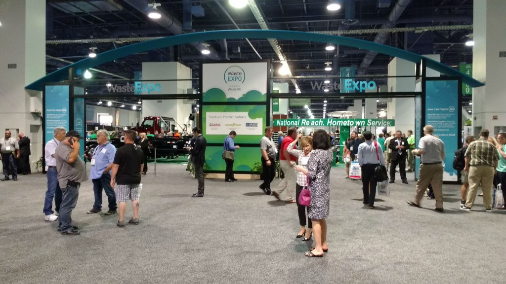 WasteExpo 2016 in Review