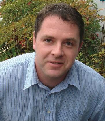 Keith Barker - Editor