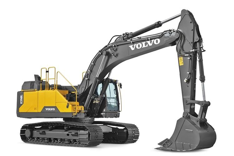 Volvo Construction Equipment - EC350E Excavators