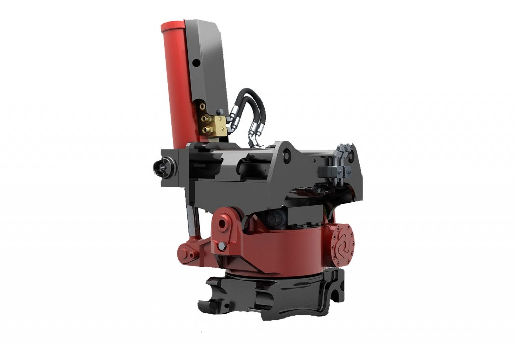 Rototilt - RT20B Tiltrotators