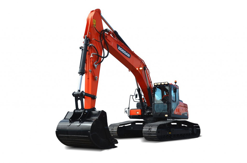 Doosan Infracore North America LLC - DX255LC-5 Excavators