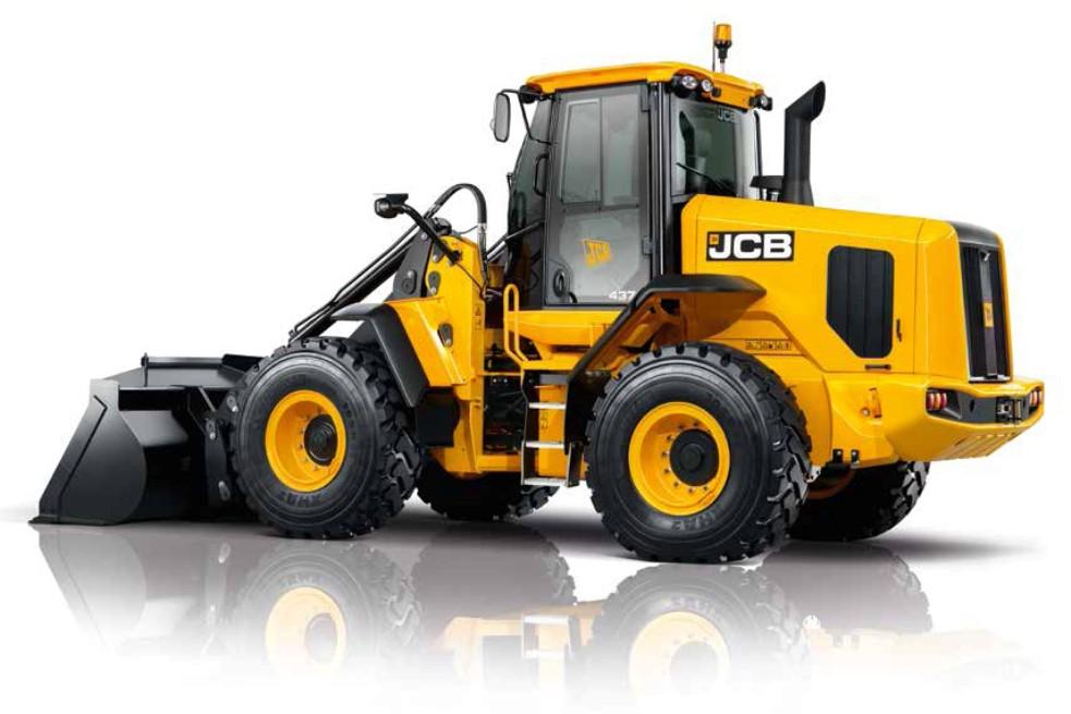 JCB - 427 Wheel Loaders